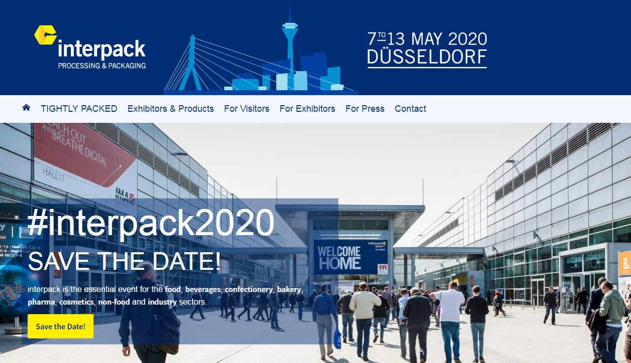 독일 Interpack 2020 전시회