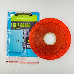 사용자 지정 인쇄 비닐 봉지 씰링 테이프
