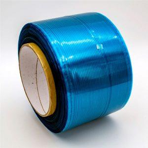 청색 / 적색 필름 영구 포장 씰링 테이프