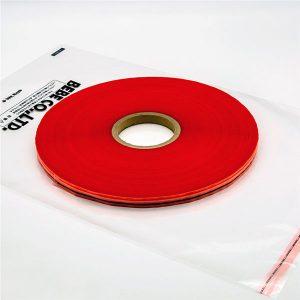 Resealable 비닐 봉투 씰링 테이프